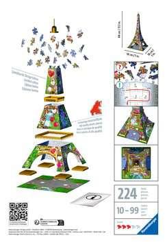 Eiffelova věž Love edice 216 dílků 3D Puzzle;Budovy - obrázek 2 - Ravensburger