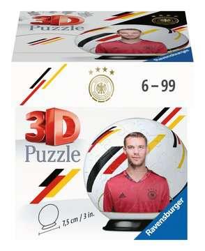 11186 3D Puzzle-Ball DFB-Nationalspieler Manuel Neuer von Ravensburger 1