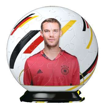 11186 3D Puzzle-Ball DFB-Nationalspieler Manuel Neuer von Ravensburger 2