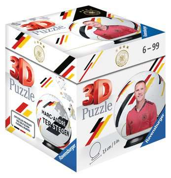 11189 3D Puzzle-Ball DFB-Nationalspieler Marc-André ter Stegen von Ravensburger 1