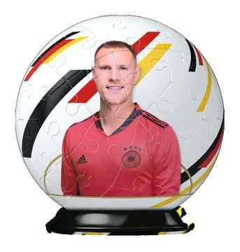 11189 3D Puzzle-Ball DFB-Nationalspieler Marc-André ter Stegen von Ravensburger 2