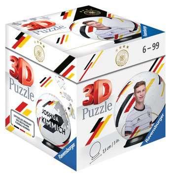 11191 3D Puzzle-Ball DFB-Nationalspieler Joshua Kimmich von Ravensburger 1
