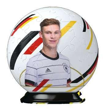11191 3D Puzzle-Ball DFB-Nationalspieler Joshua Kimmich von Ravensburger 2