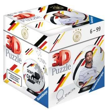11194 3D Puzzle-Ball DFB-Nationalspieler Serge Gnabry von Ravensburger 1