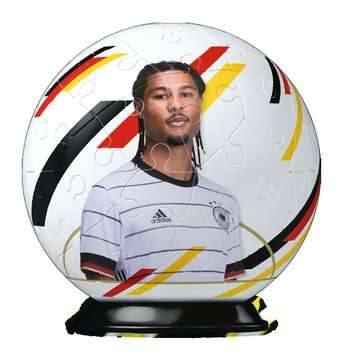 11194 3D Puzzle-Ball DFB-Nationalspieler Serge Gnabry von Ravensburger 2