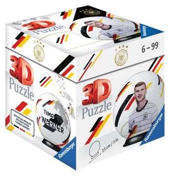 11198 3D Puzzle-Ball DFB-Nationalspieler Timo Werner von Ravensburger 1