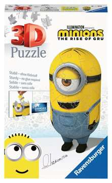 Mimoni 2 postavička - Jeans 54 dílků 3D Puzzle;Zvláštní tvary - obrázek 1 - Ravensburger