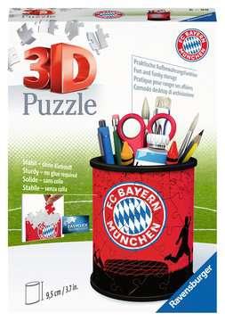 Utensilo - FC Bayern München 3D Puzzle;3D Puzzle-Organizer - Bild 1 - Ravensburger