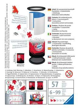 Utensilo - FC Bayern München 3D Puzzle;3D Puzzle-Organizer - Bild 2 - Ravensburger