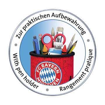 11215 3D Puzzle-Organizer Utensilo - FC Bayern München von Ravensburger 4