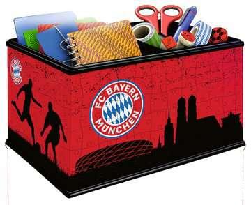 Aufbewahrungsbox - FC Bayern München 3D Puzzle;3D Puzzle-Organizer - Bild 2 - Ravensburger