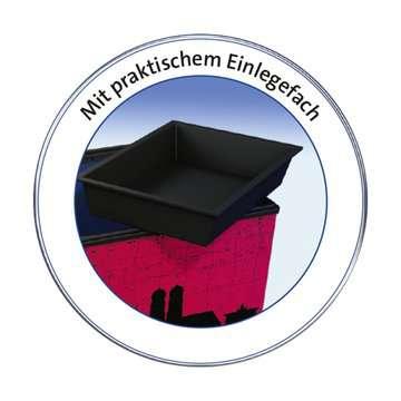 11216 3D Puzzle-Organizer Aufbewahrungsbox - FC Bayern München von Ravensburger 3