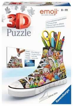 11218 3D Puzzle-Organizer Sneaker Emoji von Ravensburger 1