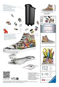 11218 3D Puzzle-Organizer Sneaker Emoji von Ravensburger 2