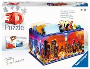 Aufbewahrungsbox Skyline 3D Puzzle;3D Puzzle-Organizer - Bild 1 - Ravensburger