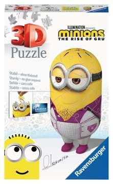 Mimoni 2 postavička - Disco 54 dílků 3D Puzzle;Zvláštní tvary - obrázek 1 - Ravensburger