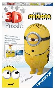 Mimoni 2 postavička - Kung Fu 54 dílků 3D Puzzle;Zvláštní tvary - obrázek 1 - Ravensburger