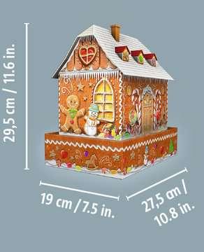 Perníková chaloupka 216 dílků 2D Puzzle;Puzzle pro dospělé - obrázek 6 - Ravensburger