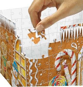 Perníková chaloupka 216 dílků 2D Puzzle;Puzzle pro dospělé - obrázek 7 - Ravensburger