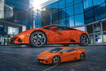 11238 3D Puzzle-Autos Lamborghini Huracán EVO von Ravensburger 11