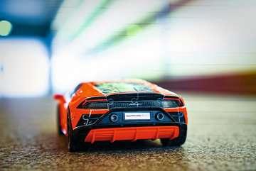11238 3D Puzzle-Autos Lamborghini Huracán EVO von Ravensburger 17
