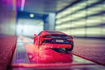 11238 3D Puzzle-Autos Lamborghini Huracán EVO von Ravensburger 24