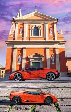 Puzzle 3D Lamborghini Huracán EVO Puzzle 3D;Puzzles 3D Objets iconiques - Image 30 - Ravensburger