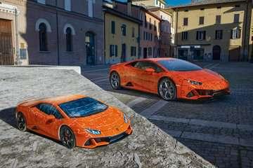 11238 3D Puzzle-Autos Lamborghini Huracán EVO von Ravensburger 9