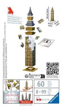11246 3D Puzzle-Bauwerke Mini Big Ben von Ravensburger 2