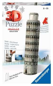 11247 3D Puzzle-Bauwerke Mini Schiefer Turm von Pisa von Ravensburger 1