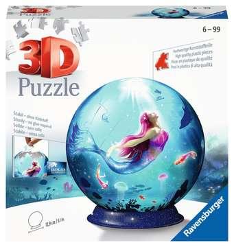 11250 3D Puzzle-Ball Bezaubernde Meerjungfrauen von Ravensburger 1