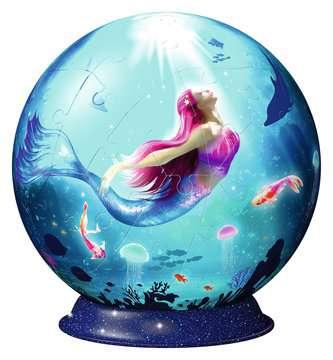 11250 3D Puzzle-Ball Bezaubernde Meerjungfrauen von Ravensburger 3