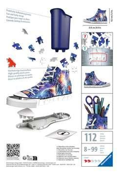 Kecka Astronauté 108 dílků 3D Puzzle;Zvláštní tvary - obrázek 2 - Ravensburger