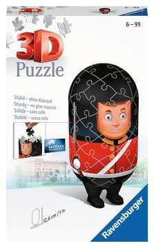 London Guard Bobby 3D puzzels;3D Puzzle Specials - image 1 - Ravensburger