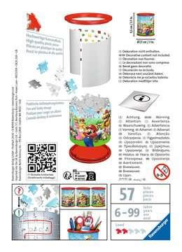 Stojan na tužky Super Mario 54 dílků 3D Puzzle;Zvláštní tvary - obrázek 2 - Ravensburger