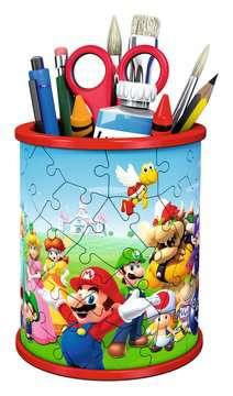 Stojan na tužky Super Mario 54 dílků 3D Puzzle;Zvláštní tvary - obrázek 3 - Ravensburger