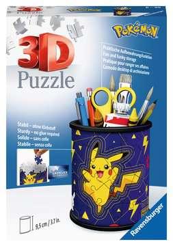 Stojan na tužky Pokémon 54 dílků 3D Puzzle;Zvláštní tvary - obrázek 1 - Ravensburger