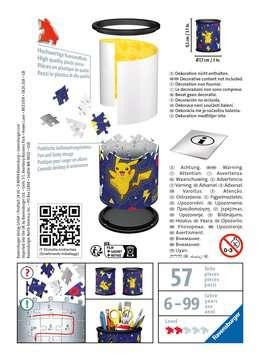 Stojan na tužky Pokémon 54 dílků 3D Puzzle;Zvláštní tvary - obrázek 2 - Ravensburger