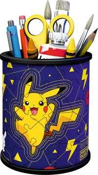 Stojan na tužky Pokémon 54 dílků 3D Puzzle;Zvláštní tvary - obrázek 3 - Ravensburger