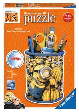 3D Pot à crayons - Moi, moche et méchant 3 Puzzle 3D;Puzzle 3D objets - Image 1 - Ravensburger