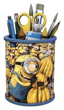 3D Pot à crayons - Moi, moche et méchant 3 Puzzle 3D;Puzzle 3D objets - Image 2 - Ravensburger