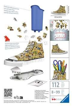 Puzzle 3D Sneaker - Moi, moche et méchant 3 3D puzzels;Puzzle 3D Spéciaux - Image 2 - Ravensburger