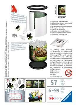 Stojan na tužky Divoká příroda 54 dílků 3D Puzzle;Zvláštní tvary - obrázek 2 - Ravensburger