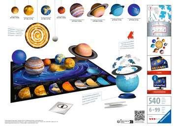 Zonnestelsel 3D puzzels;3D Puzzle Ball - image 2 - Ravensburger