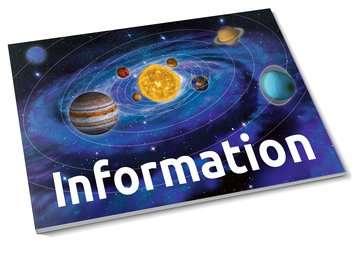 11668 3D Puzzle-Ball Planetensystem von Ravensburger 5
