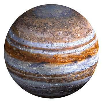Planetensystem 3D Puzzle;3D Puzzle-Ball - Bild 9 - Ravensburger
