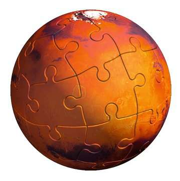 Zonnestelsel 3D puzzels;3D Puzzle Ball - image 10 - Ravensburger