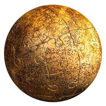 11668 3D Puzzle-Ball Planetensystem von Ravensburger 11