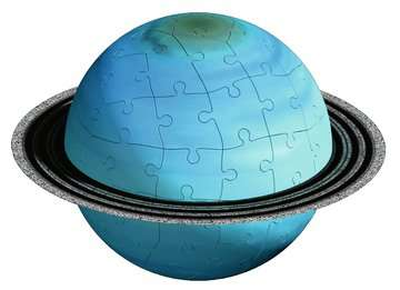 Zonnestelsel 3D puzzels;3D Puzzle Ball - image 14 - Ravensburger