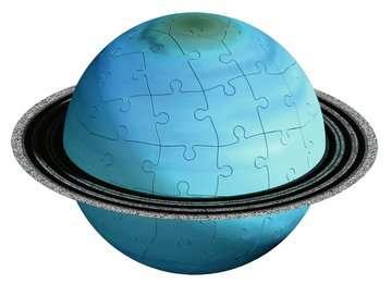 11668 3D Puzzle-Ball Planetensystem von Ravensburger 14